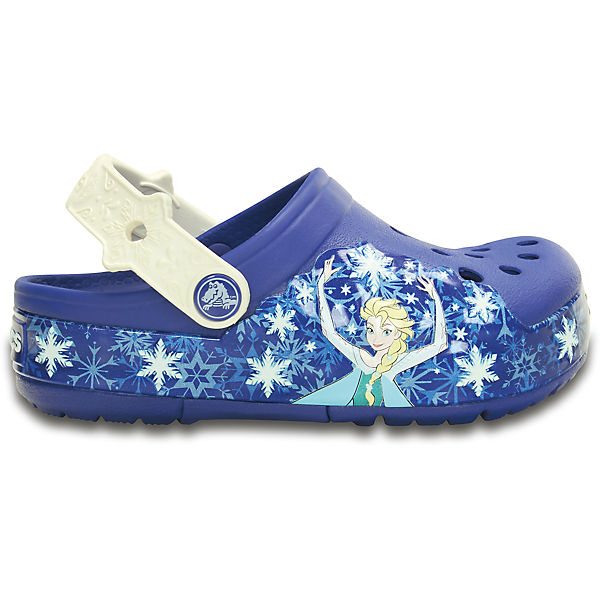 Сабо Lights Frzen Clg K для девочки Crocs