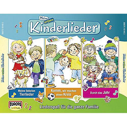 Kinderliederbande - Meine Ersten Kinderlieder-01/3er Box (Jahr, Tier [CD] jetztbilligerkaufen