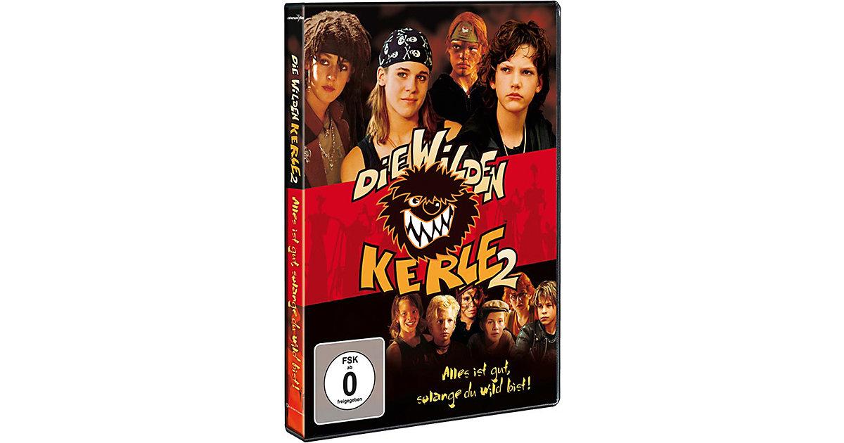 DVD Die Wilden Kerle 2 - Der Film