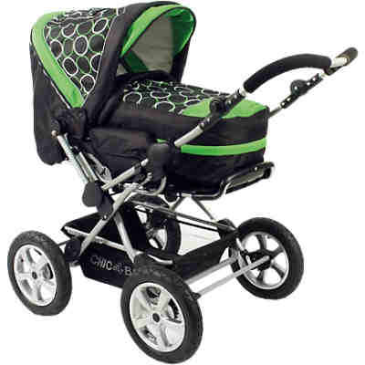Kombi Kinderwagen Viva, orbit green, 2016