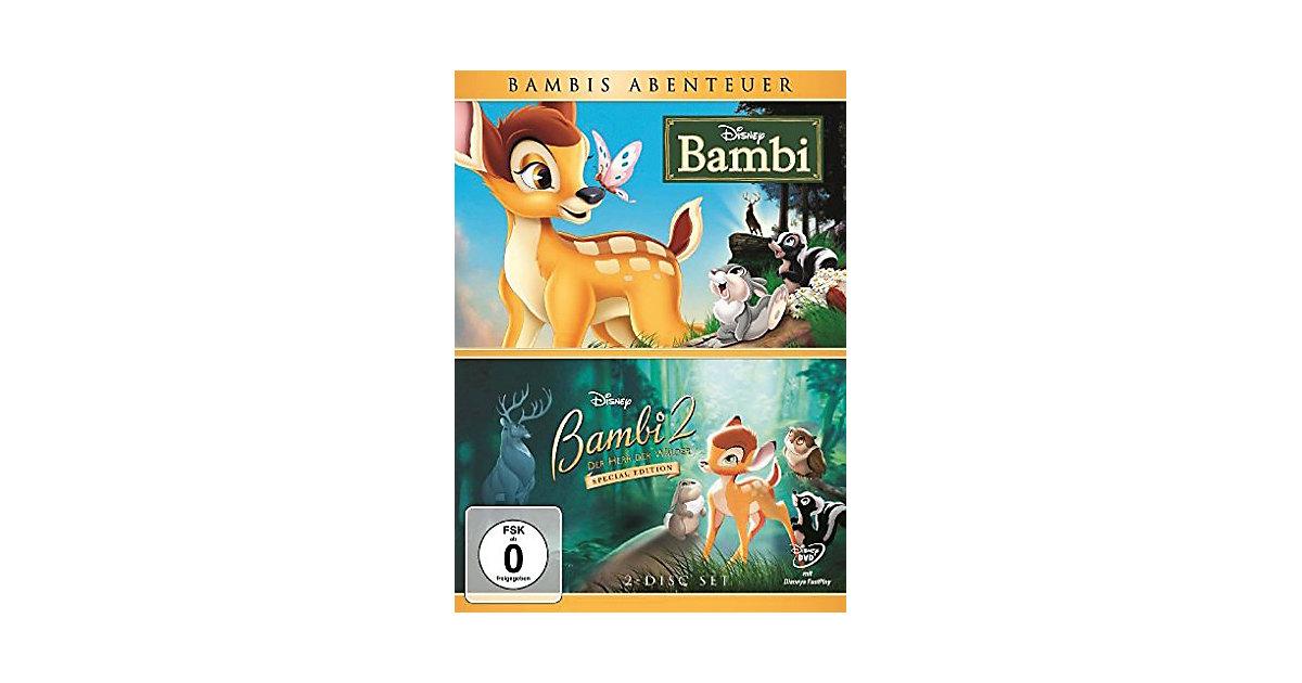 DVD Bambi Doppelpack (Bambi Diamond Edition + B...