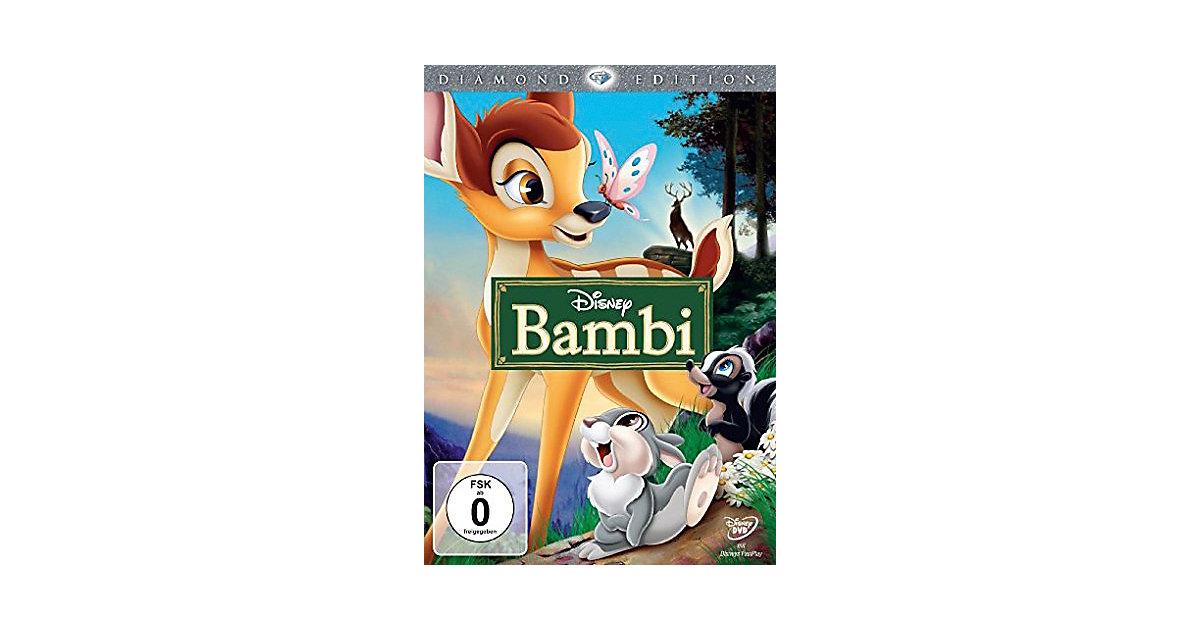 DVD Bambi - Diamond Edition