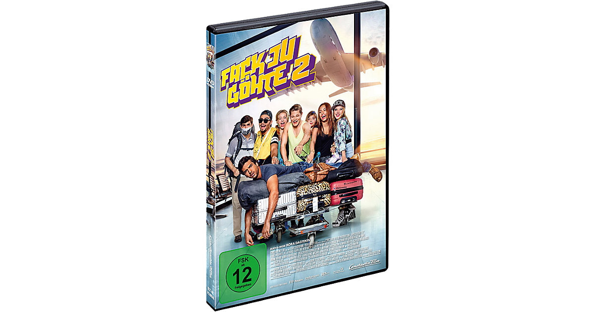 DVD Fack ju Göhte 2 Hörbuch