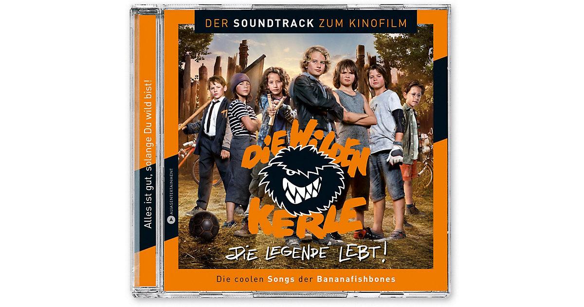 CD Die wilden Kerle - Die Legende lebt! (Soundt...