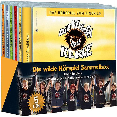 universum CD Die Wilden Kerle 1-5 (Hörspiel zum Film) Sale Angebote Nievern