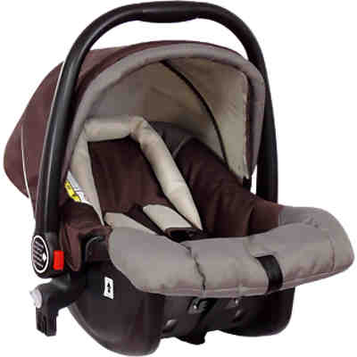 Babyschale für Buggy Single, coffee
