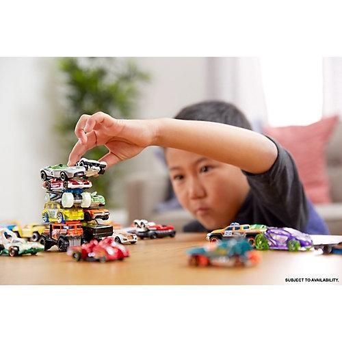 Набор базовых машинок Hot Wheels, 20 штук от Mattel