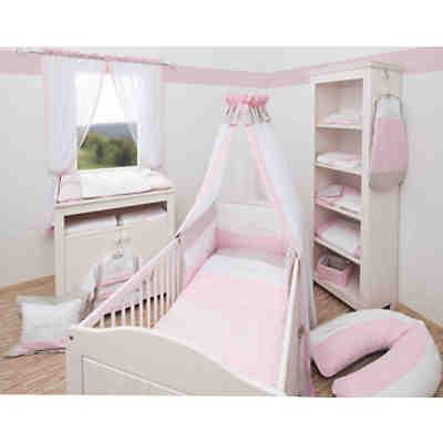 Kinderbettwäsche Kleine Prinzessin Rosa 100 X 135 Cm Be Bes
