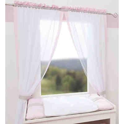 kindervorhänge, gardinen und panneauxs günstig online kaufen | mytoys - Gardine Kinderzimmer Weis