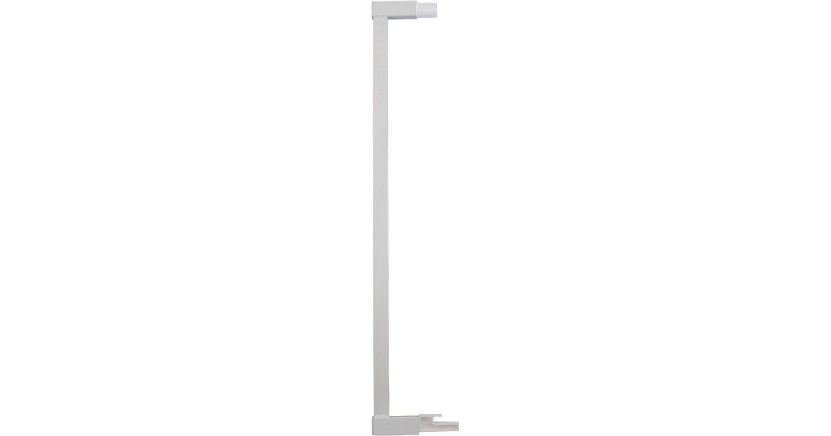 Verlängerung Türschutzgitter Vario Safe, weiß, 8 cm Kinder
