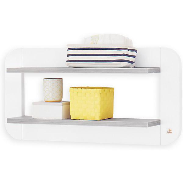 wandregal curve esche grau pinolino mytoys. Black Bedroom Furniture Sets. Home Design Ideas