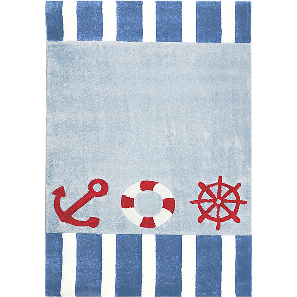 Teppich, AUF HOHER SEE 4, 160 x 230 cm, Happy Rugs  myToys