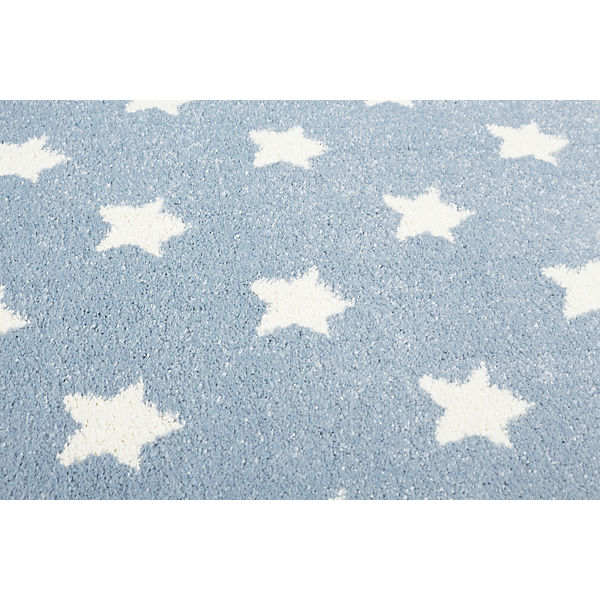 teppich litlle stars blau wei happy rugs mytoys. Black Bedroom Furniture Sets. Home Design Ideas