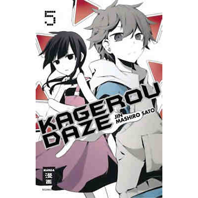 Kagerou Daze, Band 5