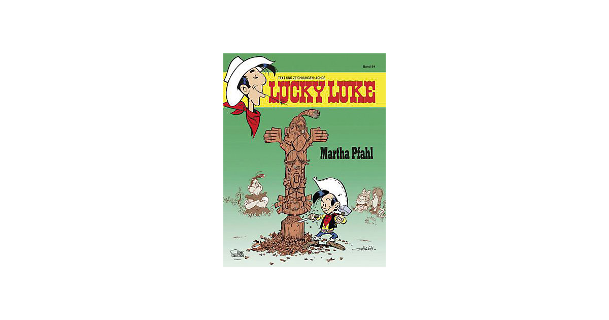 Lucky Luke: Martha Pfahl