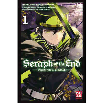 Seraph of the End, Band 1