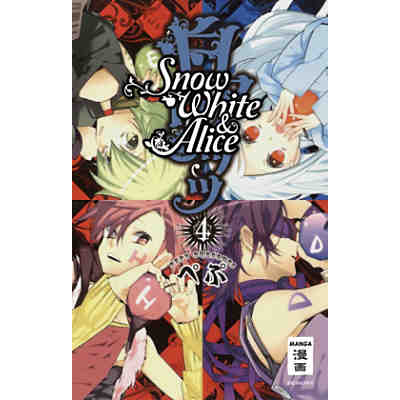 Snow White & Alice, Band 4
