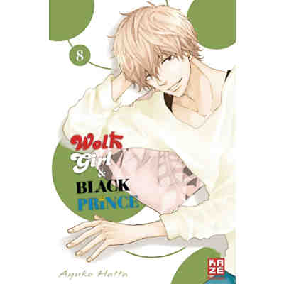 Wolf Girl & Black Prince, Band 8