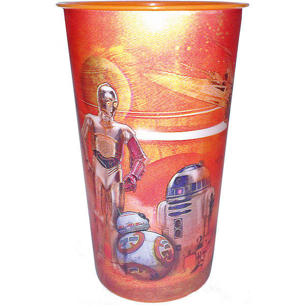 "3D-стакан ""Роботы"" 600 мл, Звездные войны"