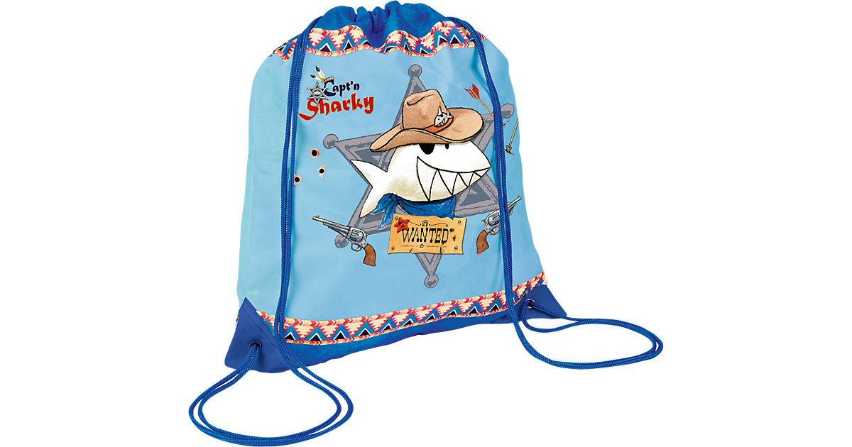 Turnbeutel Capt´n Sharky