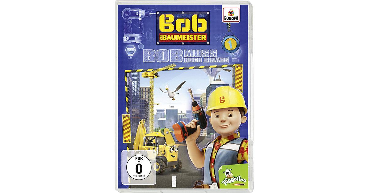 DVD Bob der Baumeister 01 - Bob muss hoch hinau...