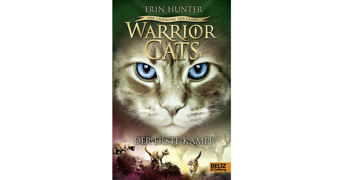 Warrior Cats - Der Ursprung der Clans: Der erst...