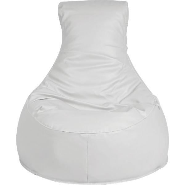 Outdoor Sitzsack Slope Skin Weiß Outbag Mytoys