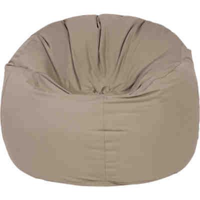 Outdoor-Sitzsack Donut, Plus, schlamm