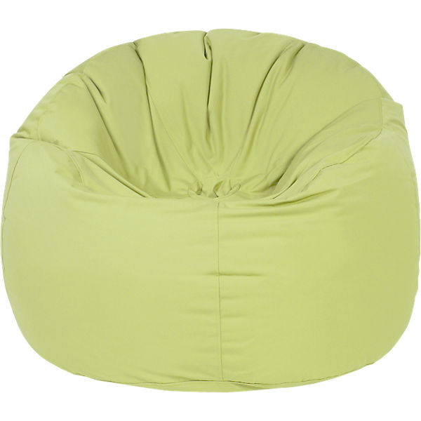 Outdoor-Sitzsack Donut, Plus, limette