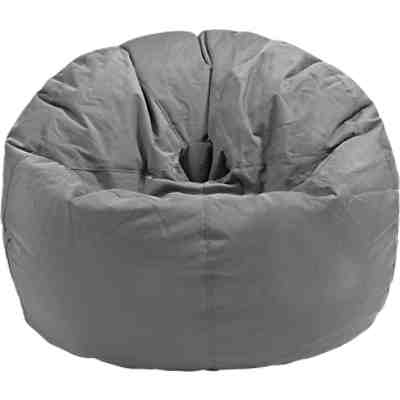 Outdoor-Sitzsack Donut, Fabric, anthrazit