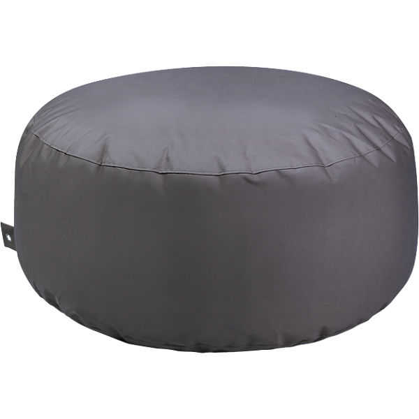 Outdoor-Sitzsack Cake, Plus, anthrazit