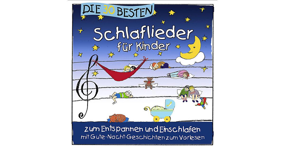 CD Die 30 besten Schlaflieder Kinder Kinder