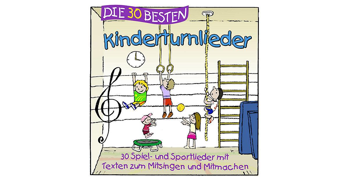 CD Die 30 besten Kinderturnlieder