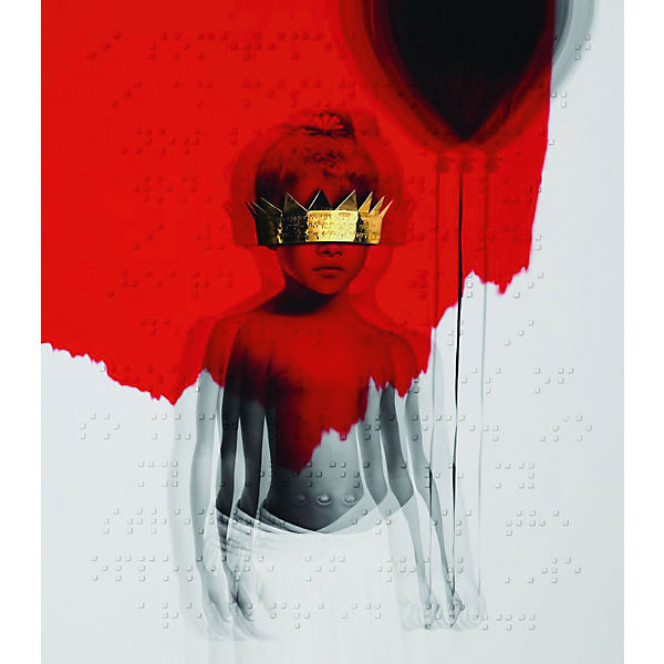 CD Rihanna - Anti