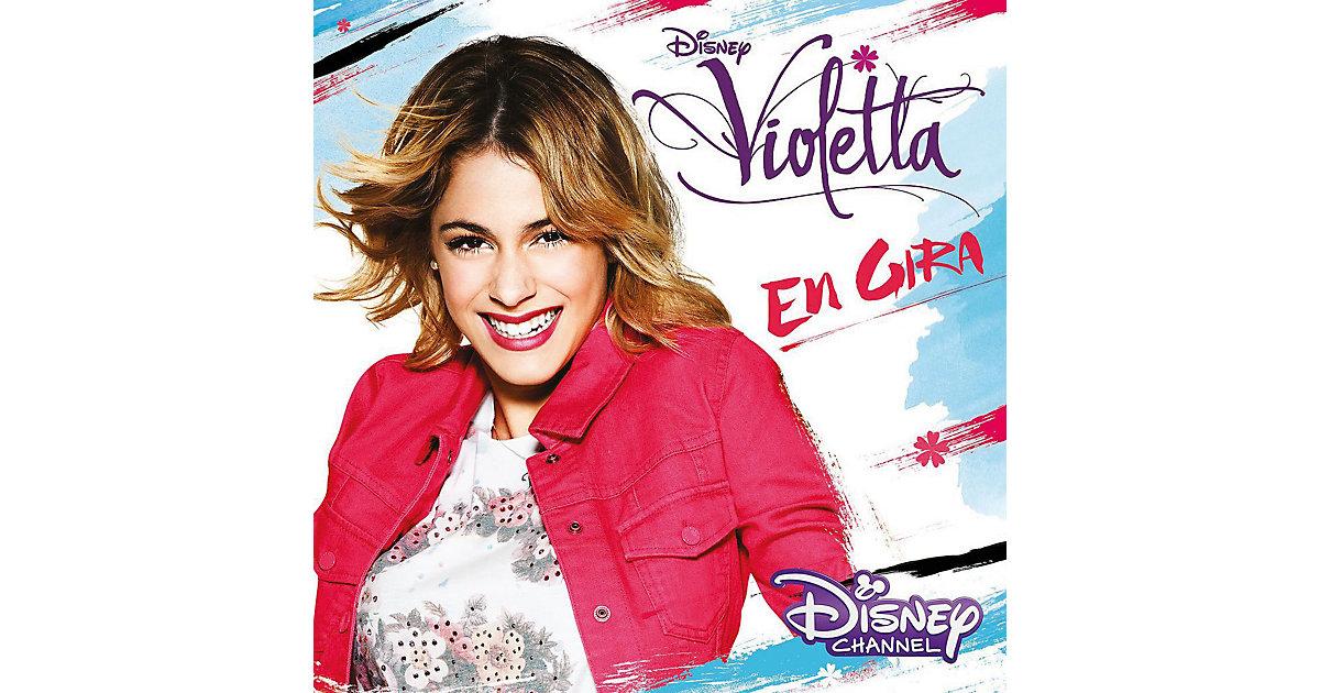 CD Violetta - En Gira (Soundtrack zu Staffel 3)