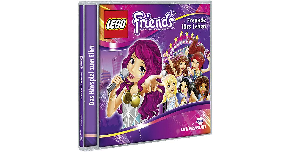 CD LEGO Friends - Freunde fürs Leben Hörbuch  Kinder