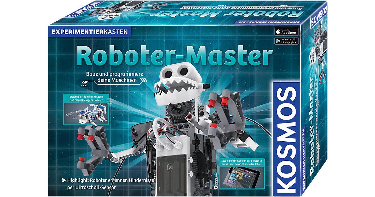 Kosmos · Experimentierkasten Roboter-Master