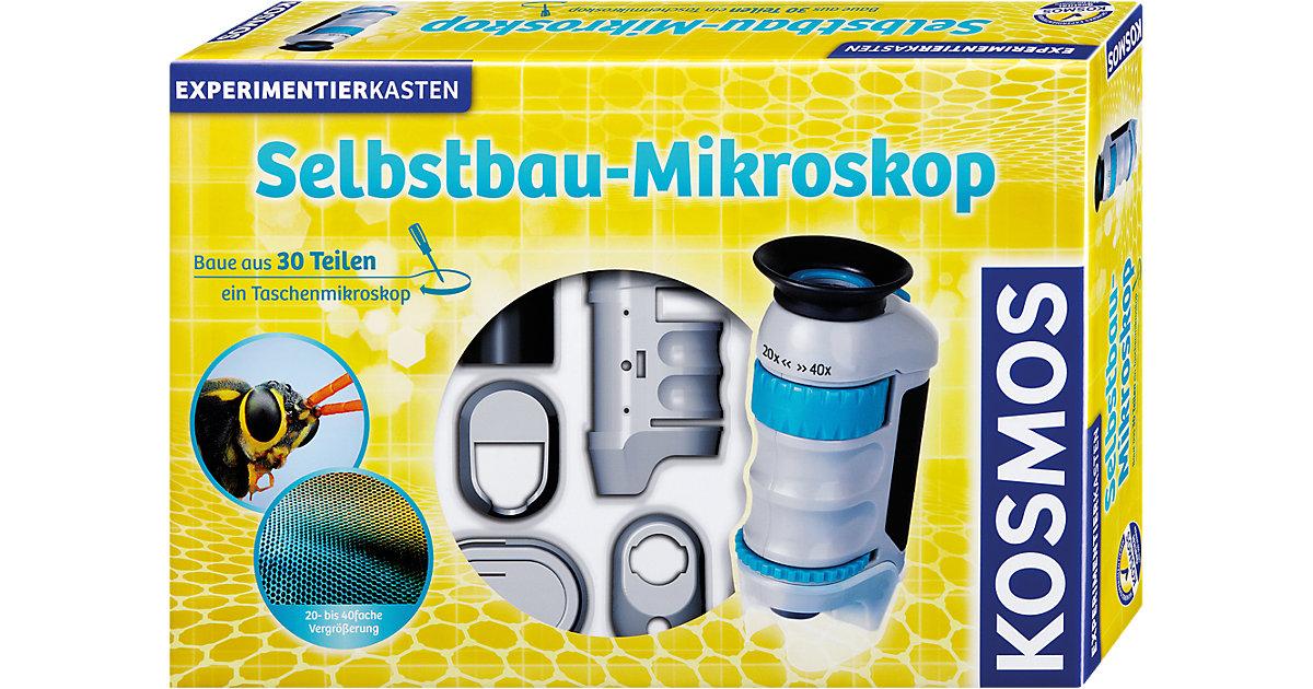 Experimentierkasten Selbstbau-Mikroskop