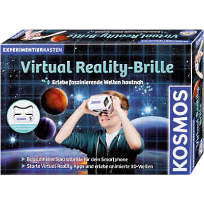 Experimentierkasten Virtual Reality Brille