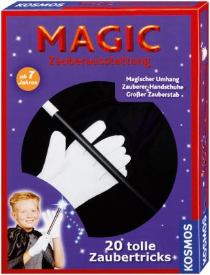Zauberartikel & -tricks Kosmos Magic Zauberkäfig