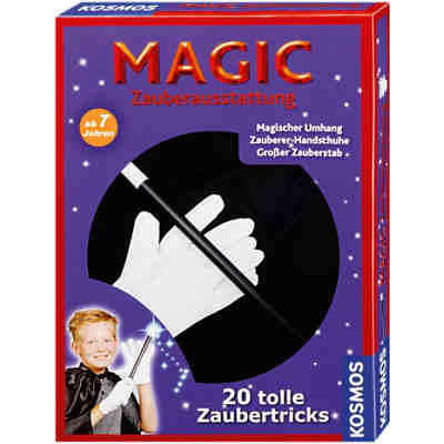 Magic Zauberausstattung