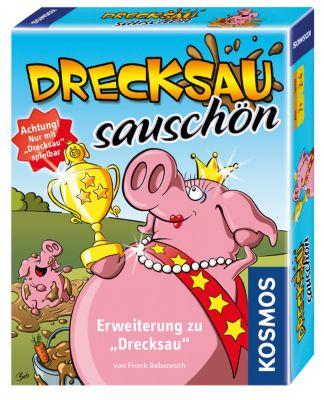 Drecksau Sauschön - Kartenspiel Erweiterung zu Drecksau