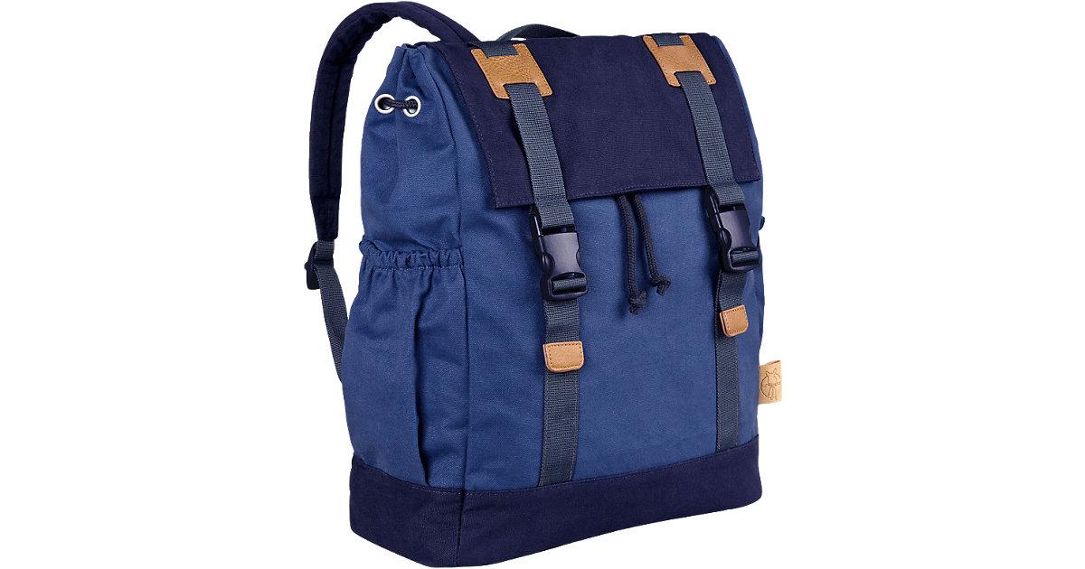 Wickelrucksack Little One & Me Backpack big, blue