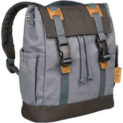 Wickelrucksack Little One & Me Backpack small, grey