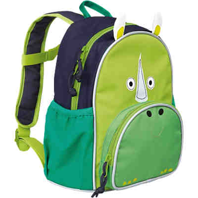 Kindergarten Rucksack 4kids, Mini Backpack, Wildlife Rhino