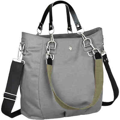 Wickeltasche Greenlabel, Mix´n Match Bag, Anthracite