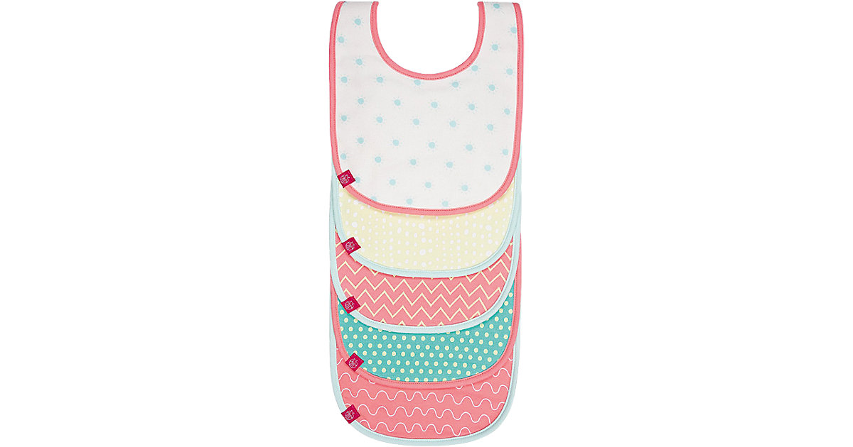 LÄSSIG · LÄSSIG Lätzchen Bib Value Pack Summer Dream girls