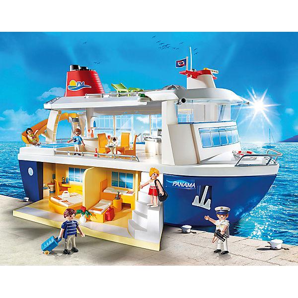 Playmobil 6978 kreuzfahrtschiff playmobil family fun for Deko fa r teenager