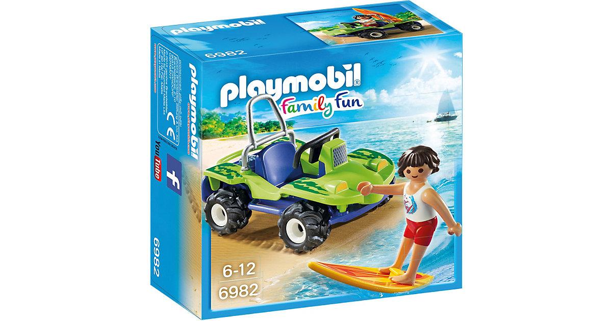 PLAYMOBIL® 6982 Surfer mit Strandbuggy