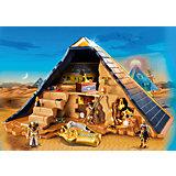 "Конструктор Playmobil ""Римляне и Египтяне"" Пирамида Фараона"